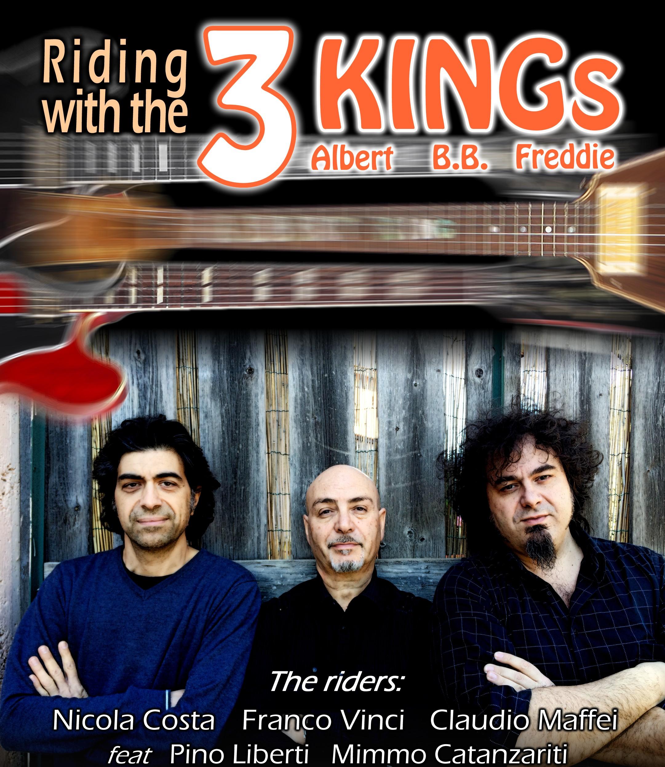 3kings claudio maffei jazzbluesfactory JBF