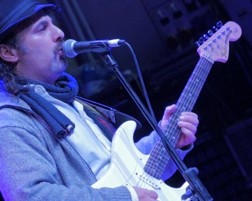Brera's Key e chitarra