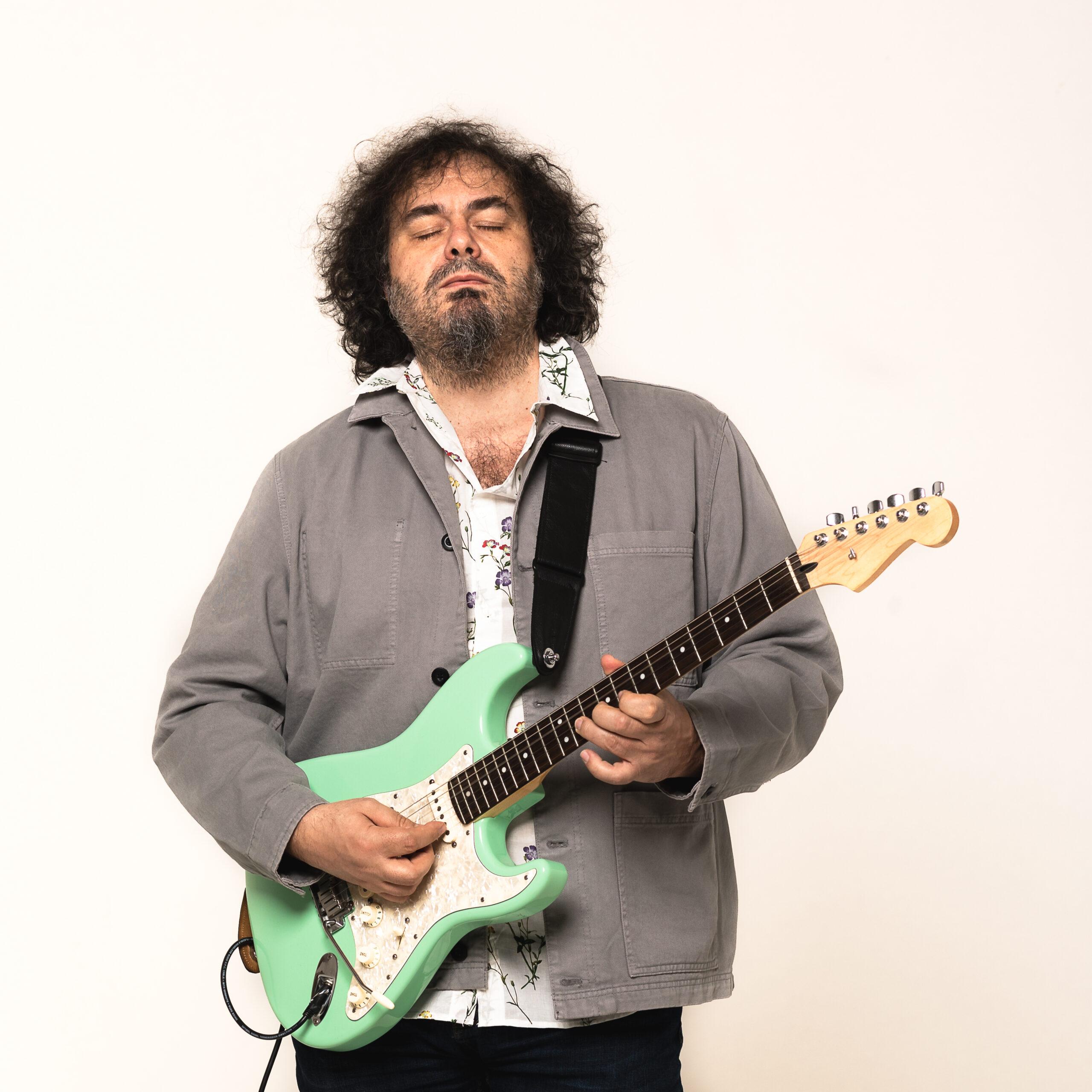 Claudio Maffei Jazz Blues Factory JBF