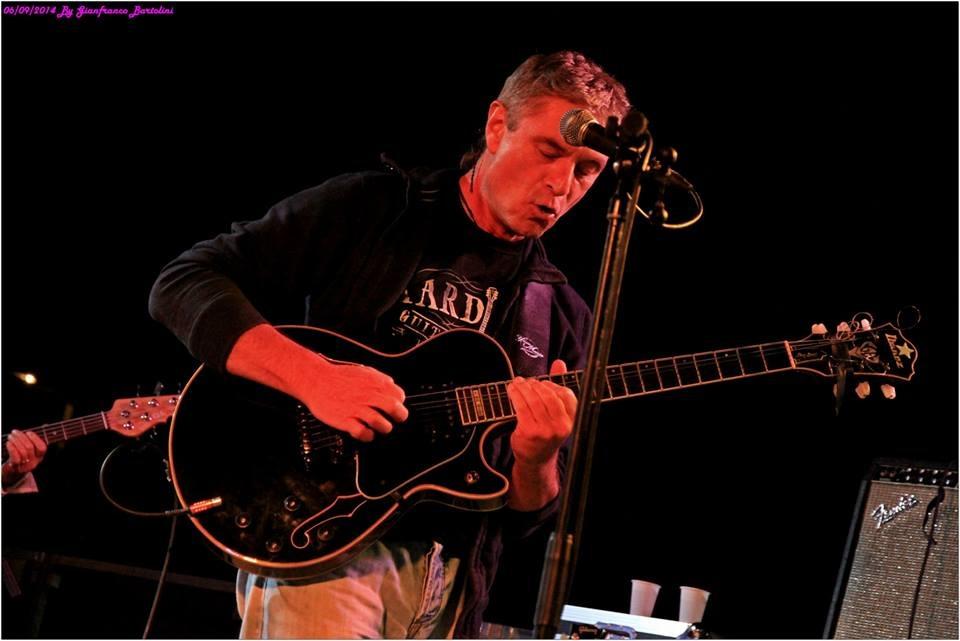 Mauro Tavernelli Jazz Blues Factory JBF JAZZBLUESFACTORY
