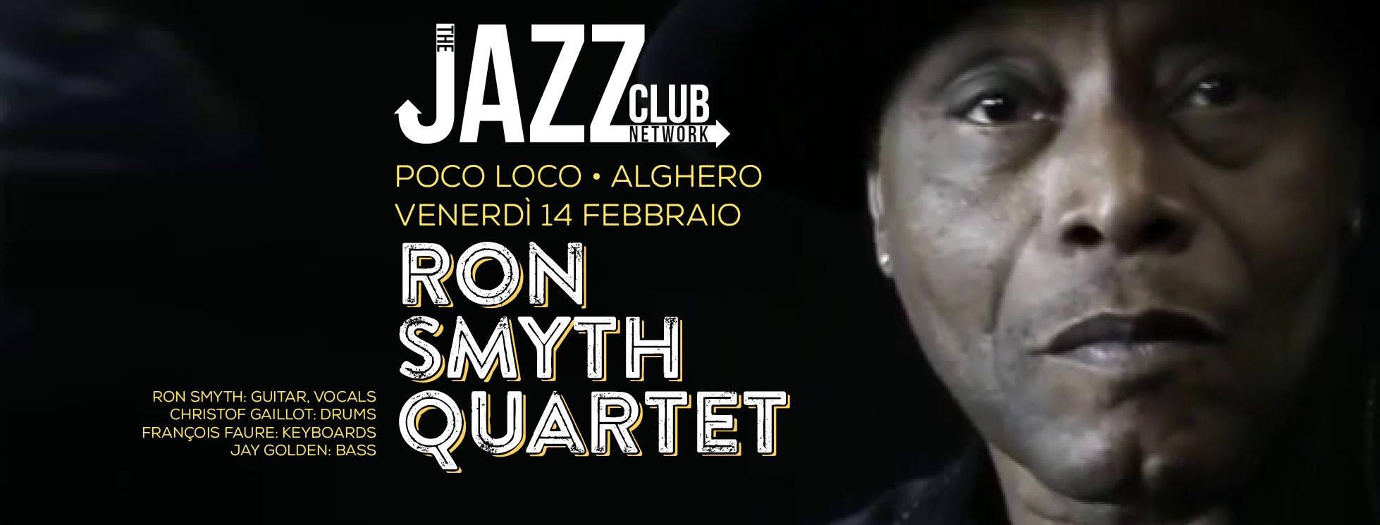 Ron Smyth Quartet a Poco Loco Jazz Blues Factory JBF JAZZBLUESFACTORY