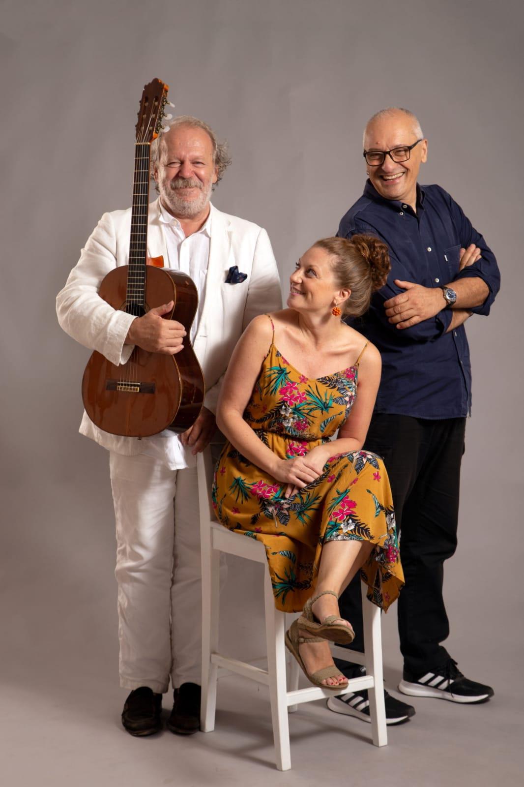 Melodico Trio JBF JAZZ BLUES FACTORY JAZZBLUESFACTORY