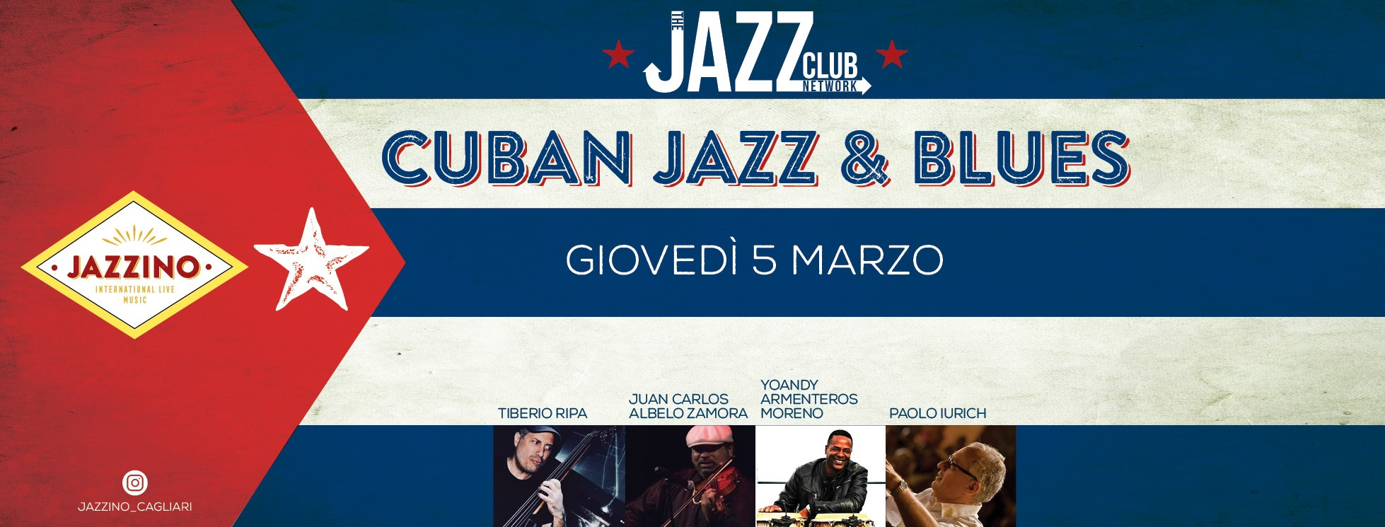 Cuban Night Jazz Blues Factory JBF JAZZBLUESFACTORY