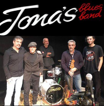 Jona's Blues Band JBF JAZZBLUESFACTORY JAZZ BLUES FACTORY