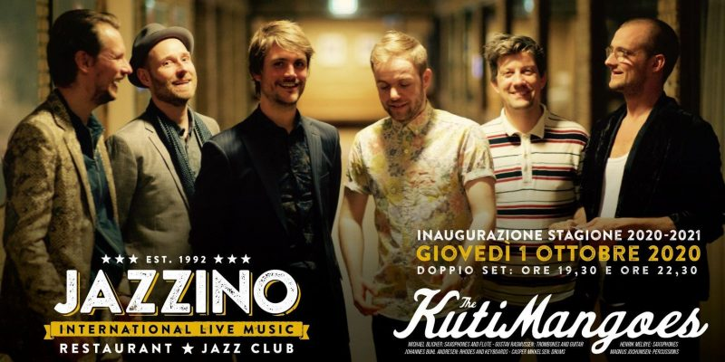 Kutimangoes Jazzino JBF JAZZBLUESFACTORY JAZZ BLUES FACTORY